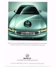 2003 Buick LeSabre  Light Green Vtg Print Ad