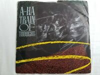 "A-Ha - Train Of Thought 7"" Vinyl Single"