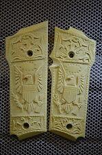 Carved For Model 59 S&W Frames w/Carved 1776-1976 Bi-Centennial Eagle!