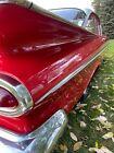 1959 Chevrolet Bel Air  1959 Chevrolet Bel Air Sedan Red RWD Automatic