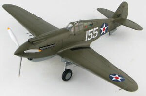 Hobby Master HA9202 1:48 Curtiss P-40B Warhawk White 155 47th PS Diecast Model