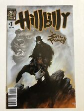 Hillbilly, Comic Book, Issue #1 First Print
