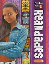 Prentice Hall Realidades 1 by Peggy Palo Boyles, Richard S. Sayers and Myriam...