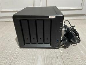 Synology DS418 4 Bay Desktop NAS Network-Attached Storage-Enclosure 4 Bay