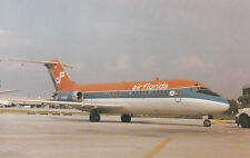 Air Florida Airlines Miami Florida Postcard 1991
