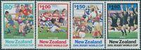 New Zealand 1991 SG1623-1626 Rugby set MNH