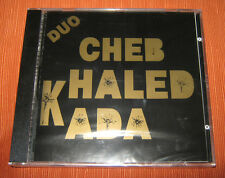 "Cheb Khaled Et Cheb Kada CD "" DUO "" Hamedi"