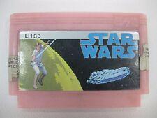 Super Rare Vintage Star Wars Nintendo Famicon Game Cartridge