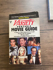 Variety Portable Movie Guide with Ownership Signature of Kim Basinger