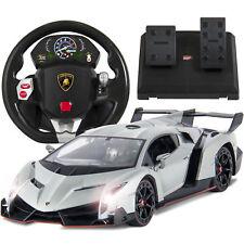 BCP 1/14 RC Lamborghini Veneno Realistic Driving Gravity Sensor Remote Control