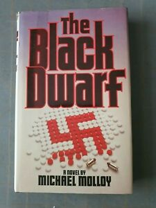 MICHAEL MOLLOY  THE BLACK DWARF  HARDBACK 1ST ED 1ST PRINTING