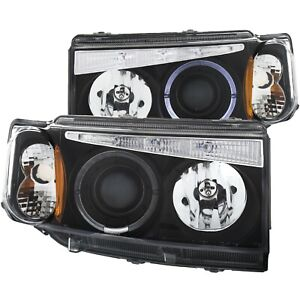 Anzo For 2004-2006 Scion xB Headlight Assembly-G2 Projector with - 121347