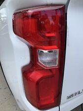 2020 Chevy Chevrolet  Silverado Driver Left LED Tail Light 84733537 New OEM
