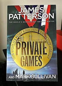 Private Games by James Patterson & Mark Sullivan (Paperback, 2012) NEW