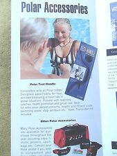 POLAR COMPUTER TECH INFO BOOKLET HANDY RARE RETRO POLAR COMPUTER MODELS & PARTS
