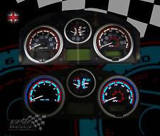 Range Rover Sport V8 petrol interior dash panel light upgrade dial kit speedo