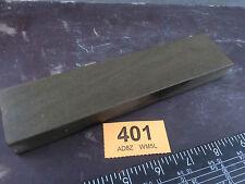 A VINTAGE NATURAL DALMORE BLUE SCOTCH HONE RAZOR  sharpening stone 4/5k  401
