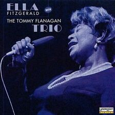 Ella Fitzgerald with The Tommy Flanagan Trio Ella Fitzgerald Audio CD