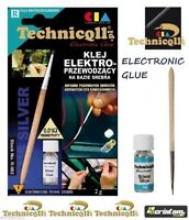 TECHNICQLL ELECTRONIC GLUE ELECTRO CONDUCTING ELECTRIC CURRENT CAR REAR WINDOW