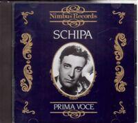 Tito Schipa (Première Voix) - CD