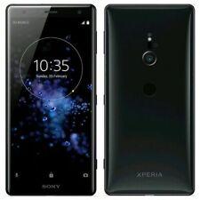 Sony Xperia XZ2 - 64GB-Liquido Nero (Sbloccato) Smartphone-ORIGINALE
