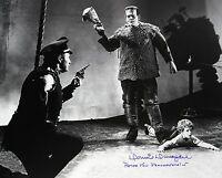 1939 Donnie Dunagan Son of Frankenstein Signed LE 16x20 B&W Photo (JSA)
