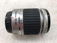 Pentax SMC FA J 28-80mm f3.8-5.6 Autofocus Lens