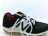 New Balance Men's Shoes 4iaqr6 Athletic Shoes, Black, Size 11.0