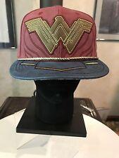 New Era Wonder Woman Gal Gadot Armor Hat – Size 7 ½ Brand new - DC