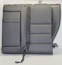 Original Mercedes W204 Kombi Rückenlehne Sitz Sitzbezug Rückbank Leder Links