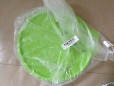 """Tupperware Wonderlier Bowl Replacement Seal 8"""" Double Tabs Lime Aid Green New"""