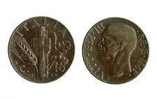pcc1569_19) Vittorio Emanuele III  (1901-1943) 10 Cent Impero 1937