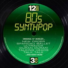 12 Inch Dance: 80s Synthpop [CD]