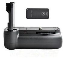 Battery Grip Holder & IR Remote For Nikon D3100 D5100 Camera as EN-EL14 Camera