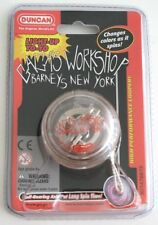 LADY GAGA'S LIGHT UP DUNCAN YO-YO BARNEY'S NEW YORK CiTY NEW IN PACKAGE