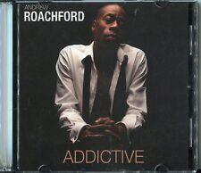 Andrew roachford CD (promo album) addictive © 2011 Big Lake Music 471097-2