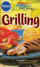 GRILLING PILLSBURY COOKBOOK JULY 2003 #269 ORANGE SODA GRILLED CHICKEN, SALADS