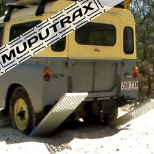 Muputrax - Recovery Tracks, Sand Ladders, 4WD Ramps, 4x4 Trax for Max Traction