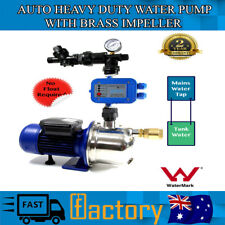 Water Pump with Brass Impeller with Mains Change Over Switch Auto Heavy Duty