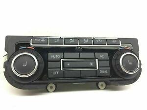 VW Golf VI Passat A/C Riscaldamento Climatizzatore Unità Controllo Clima