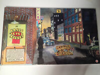 Eagle Eye Agency Board Game Cooperative Detective Strategy Game Vintage 1982