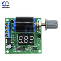 Adjustable Digital Current Signal Generator Module Board DC 12V 24V 4-20mA