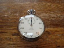 Nero Lamaria Ex military Pocket Sports Stop Watch. (75)