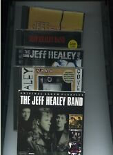 7 CDs  The Jeff Healey Band