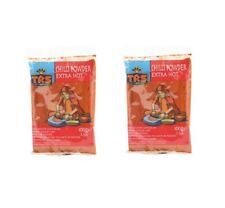 Carnada Extra Picante Pack Doble: 2 X 100g Chili en polvo Polvo Chile Picante