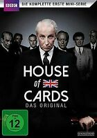 House of Cards - Die komplette erste Mini-Serie [2 DVDs] ... | DVD | Zustand gut