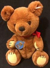 Vintage Dakin Fun Farm Teddy Bear 1981
