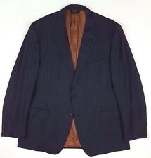 JOS a BANK Suit 48L Two BUTTON Wool LINED Dual VENT Mens SZ Size GRAY Charcoal**