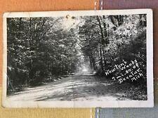 Newton's Woods near Decatur, Michgan