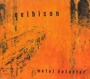 GELBISON Metal Detector CD